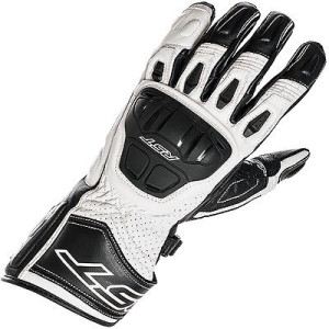 RST-R-16-Semi-Sports-Leather-Motorcycle-Motorbike-Gloves