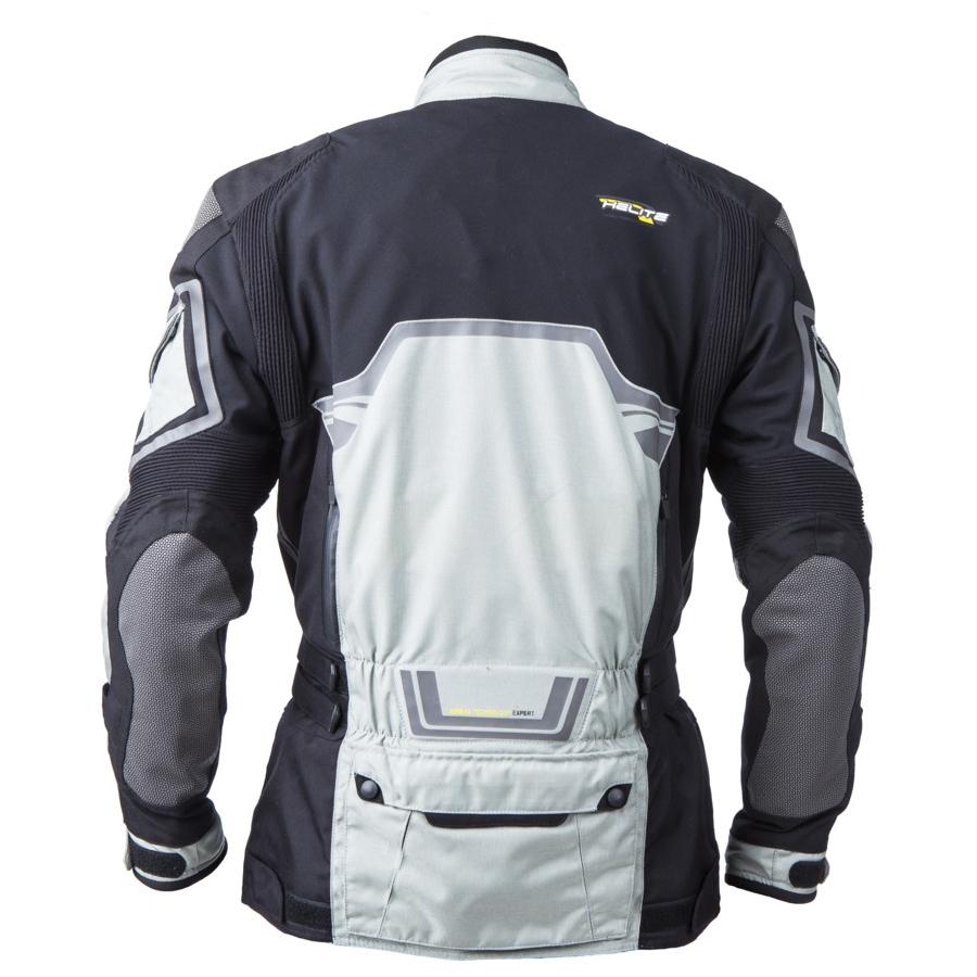 Airbagová-bunda-Helite-Touring-textilná