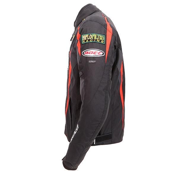 Buse_Sponsor_Evo_3_Textile_Jacket-Black-Red_left_arm_310505
