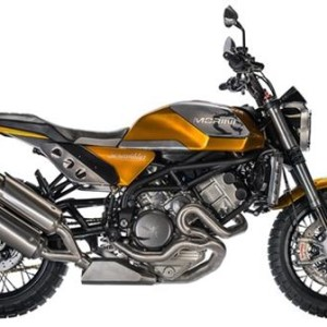 Moto Morini New Srambler