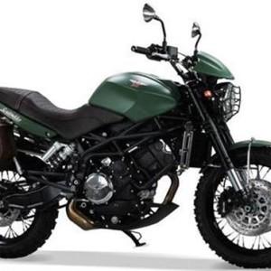 Moto Mortini Scrambler 1200